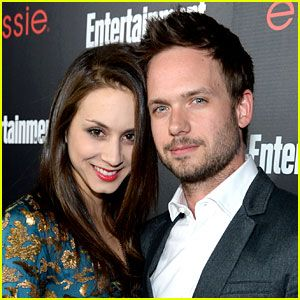 They're ENGAGED! Troian Bellisario & Patrick J Adams.