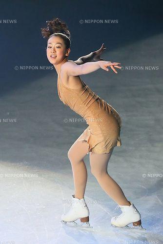 Mao Asada (JPN),  JULY 27, 2013 - Figure Skating :  LOTTE presents THE ICE 2013  at Osaka Municipal Central Gymnasium, Osaka, Japan.  (Photo by YUTAKA/AFLO SPORT) [1040]