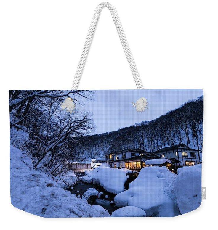 Tree Building Japan – Weekender Tote Bag