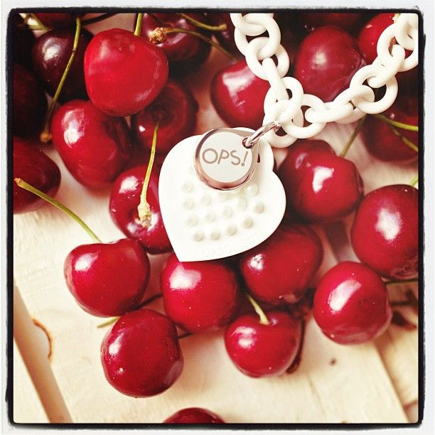OPS! accesories, the fruitiest jewellery you can get your hand on!