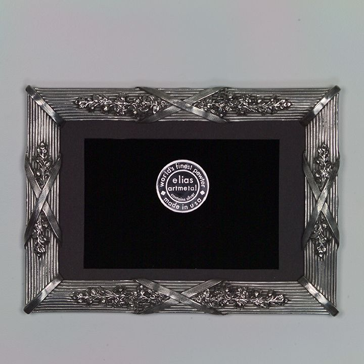 hanging frames on wall picture frames louis xiv wall hanging frame elias pewter