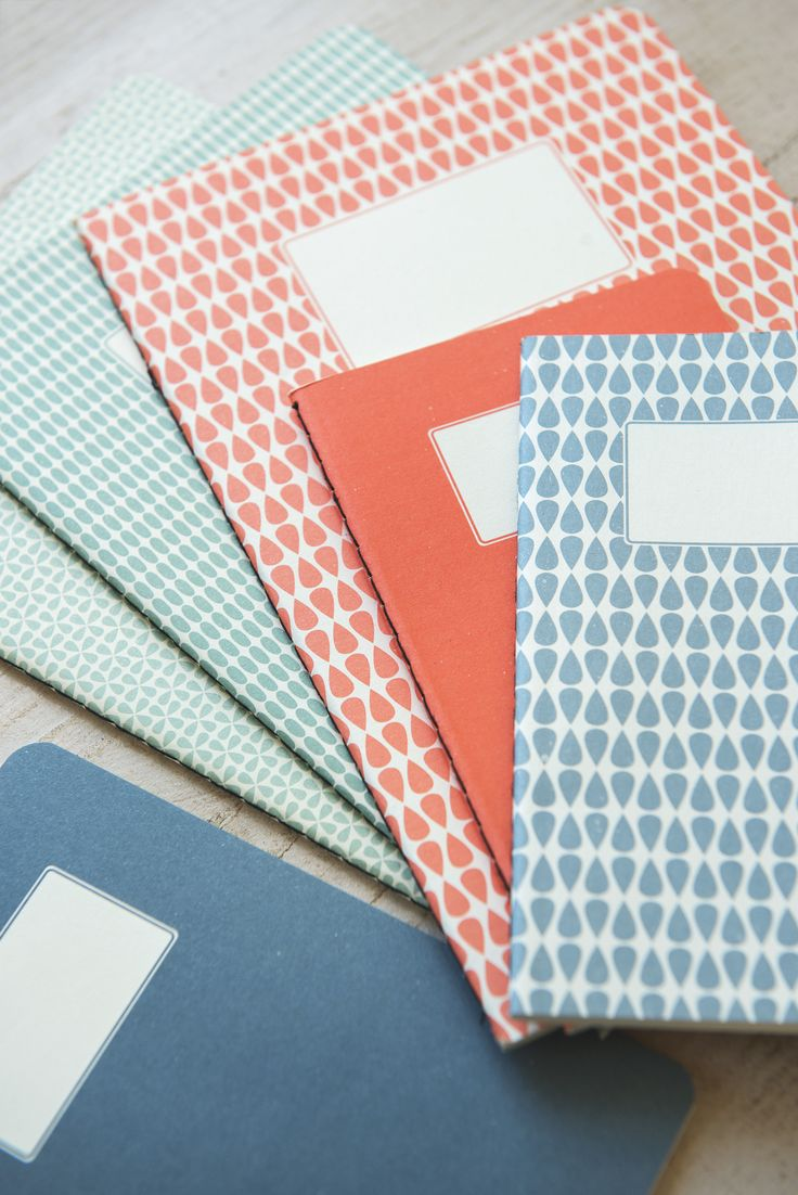 #notebooks | Dille & Kamille