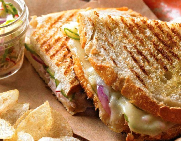 Sándwich caribeño – Caribbean Sandwich