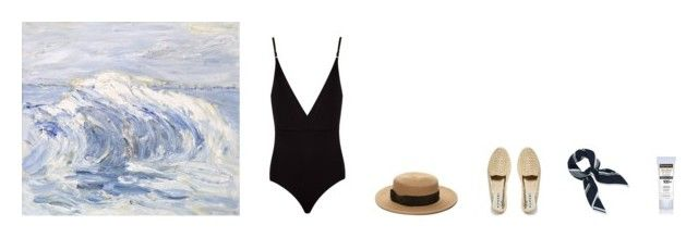 """Majorca, Spain"" by leaudemer ❤ liked on Polyvore featuring Osklen, Forever 21, Manebí, Neutrogena and Mulberry"