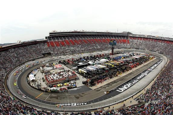 Bristol Motor Speedway on March 17, 2013 in Bristol, Tennessee  (Getty Images)