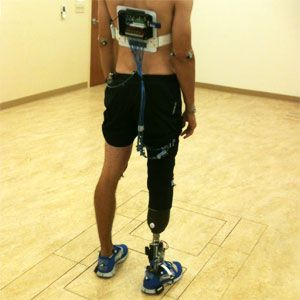 "Feedback System Lets Amputees ""Feel"" Prosthetic Leg [Popular Mechanics article]"