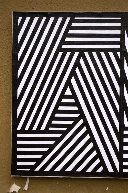 """Cristián Montané, Ficciones Typografika 517 (24""""x36""""). Installed on June 18, 2014. More on Ficciones Typografika."""