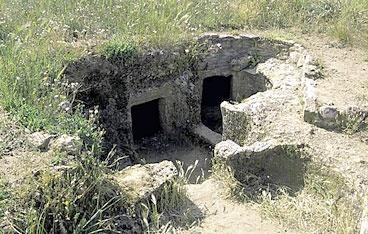 necropoli Anghelu Ruju  -Alghero