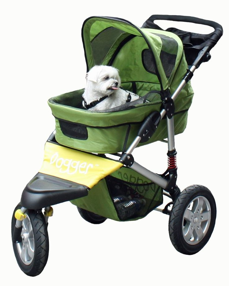 Yeah it's a pet stroller...but it's a really neat one!