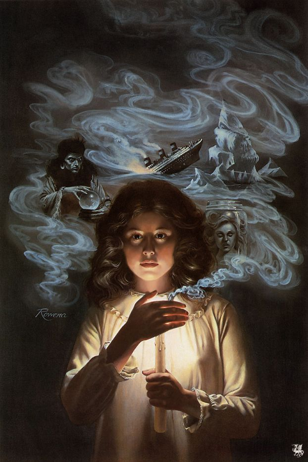 Rowena Morrill - Ghosts I Have Been