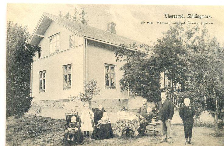 Skillingmark Eda kommun Värmland Thorserud