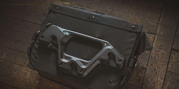 Retro-Gepäck Seitentaschen LC1/LC2