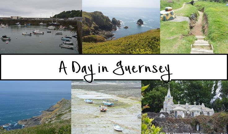 A day in Guernsey, Channel Islands