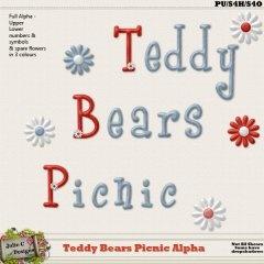 Teddy Bears Picnic - Alpha