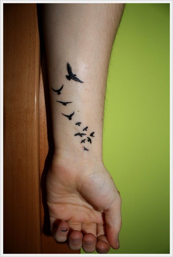 30 Amazing Bird Tattoo Designs