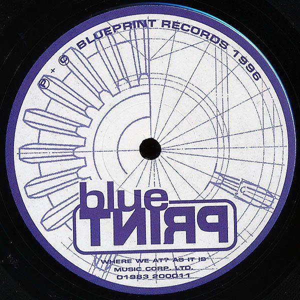 Outline+aka+Ruskin+&+Polson+Examined+Life+EP+Blueprint+Label+Oldschool+Vinyl+1996