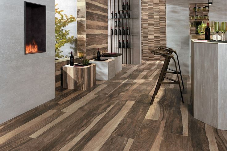Výrazný charakter originálnej a prestížnej drevenej esencie, vdychuje nový život povrchu extrémne prírodných a elegantných porcelánových dlaždíc. Hodí sa do všetkých obývacích priestorov, vrátane kuchyne a kúpeľne v privátnych stavbách. Vytvára veľmi prirodzený vzhľad, pričom si zachováva prednosti keramickej dlažby. http://www.maag.sk/produkt/keramicka-dlazba-imitacia-dreva/etic-pro/