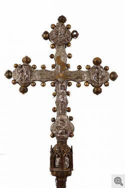 La croce processionale di San Marco in Lamis
