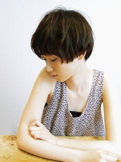 すっごいかわいいショートスタイルもいいな。#hairstyle #womens #fashion