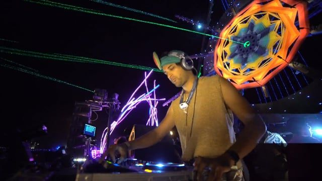 Half through the night (of what we considered our best night at Burning Man)... Atish takes over the decks with his expressive melodic deep house that sings to the soul while moving the dance floor, communicating the joy of love, the depths of darkness, and intensity of a spiritual dance music journey for himself and our guests.  Enjoy  Also listen tho the full set on SoundCloud: https://soundcloud.com/mayanwarriorofficial/atish-mayan-warrior-monday-night-burning-man-2016  Follow Atis...