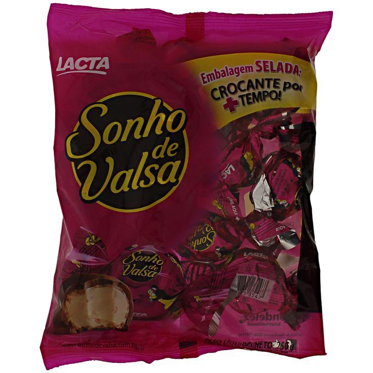 Bombom LACTA Sonho de Valsa pacote 1kg