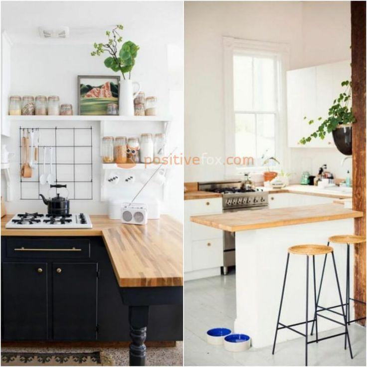Ziemlich Top 5 Wandfarben Für Küchen Mit Eichenschränken ...