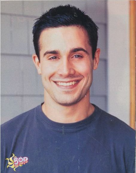 Cleanse yourself with this picture. You are born again. | Heal Yourself With This Freddie Prinze Jr. Meditation Mantra