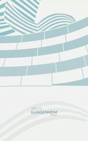 #illustration of #Guggenheim