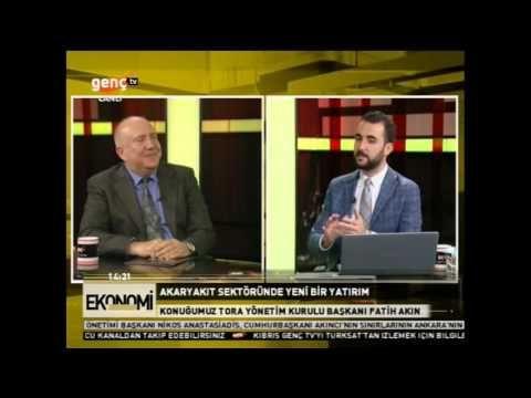 Yönetim Kurulu Başkanımız Fatih Akın, Ekonomi Kıbrıs Genç TV programına konuk oldu. Video;  https://www.youtube.com/watch?v=LjGO0XgcFak Web sitemizi ziyaret etmek için: http://torapetrol.com