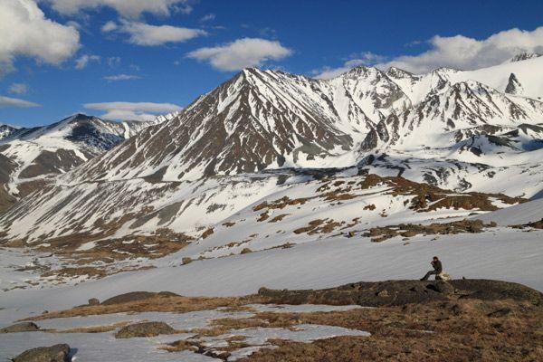 Altai Gebirge, Rußland  2013