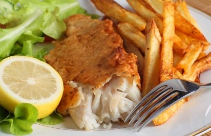 recetas faciles fish chips