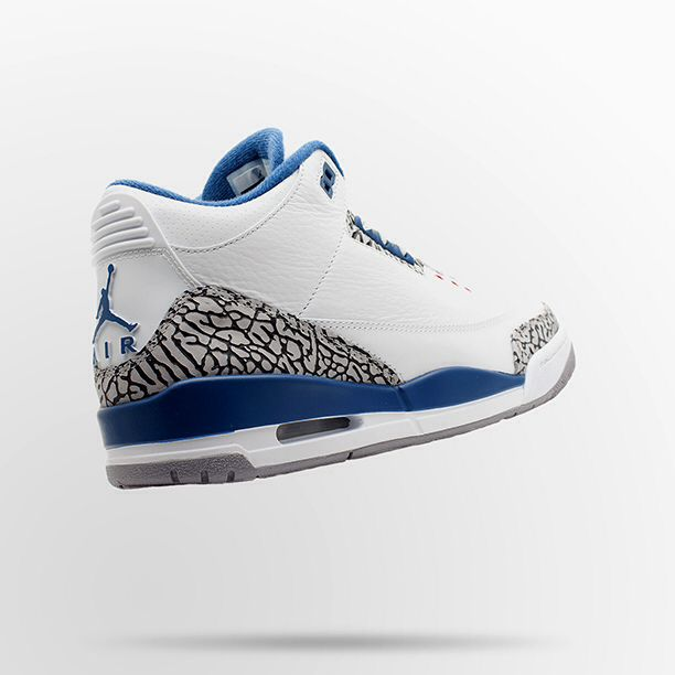 Jordan 3 Retro: Go Cats! Even though they lost tonight