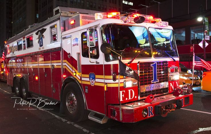 FDNY Rescue 1 'Outstanding' Manhattan