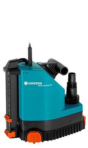 Gardena 1783-20 Tauchpumpe / Tauchdruckpumpe Comfort 9000