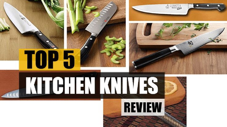 Top 5 Kitchen Knives In 2018 | Top 5 Kitchen Knives Review By Jumpy Express