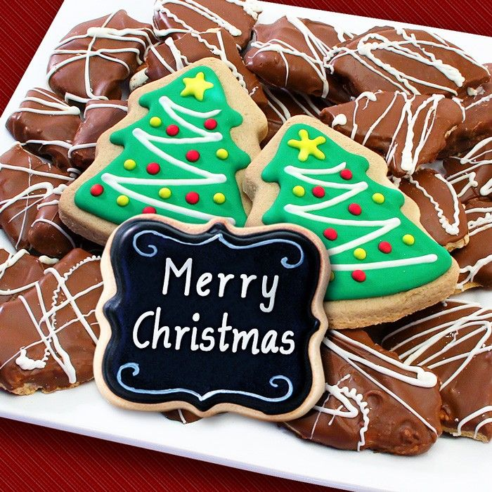Christmas Tree Decorated Cookies: 13 Best 2016 Valentines Day Decorated Cookie Bouquets