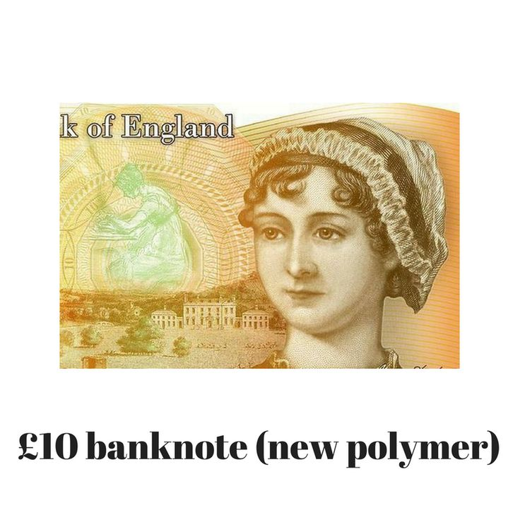 £10 banknote (new polymer)