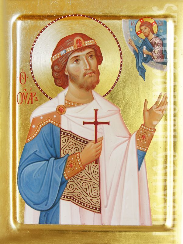 Handpainted icon of Holy Martyr Warus    Learn more here: https://catalog.obitel-minsk.com/painted-icon-of-st-uar-imp030110.html    #icon #orthodox #orthodoxy #orthodoxchurch #orthodoxicon #handpainted #CatalogOfGoodDeeds