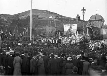Anzac Day, 1916