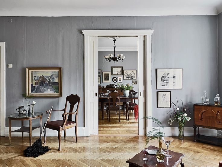 Entrance Mäkleri Hedåsgatan 6A livingroom vardagsrum ...