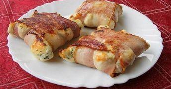 Famózne slaninovo-syrové rolky, ktoré ulahodia každému oku aj akokoľvek mlsnějšiemu jazýčku. Dokonalá jednohubka pre Vašu návštevu! - Báječná vareška