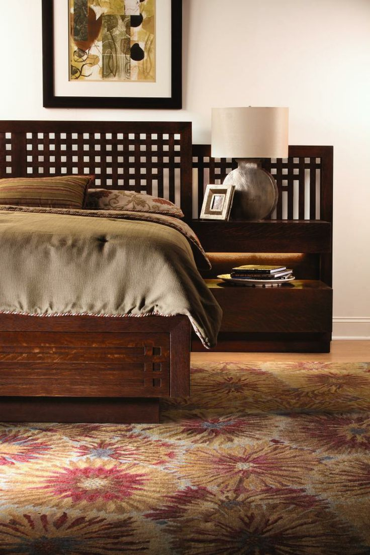 Arts and crafts bedroom furniture - Find This Pin And More On Stickley Mission Furniture