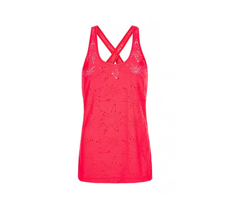 Lorna Jane Firework Excel Mesh Tank. Looking for a fun workout tank? Look no more! Perfect for a workout or even casual wear - Only $59.95 at Onsport.com.au!