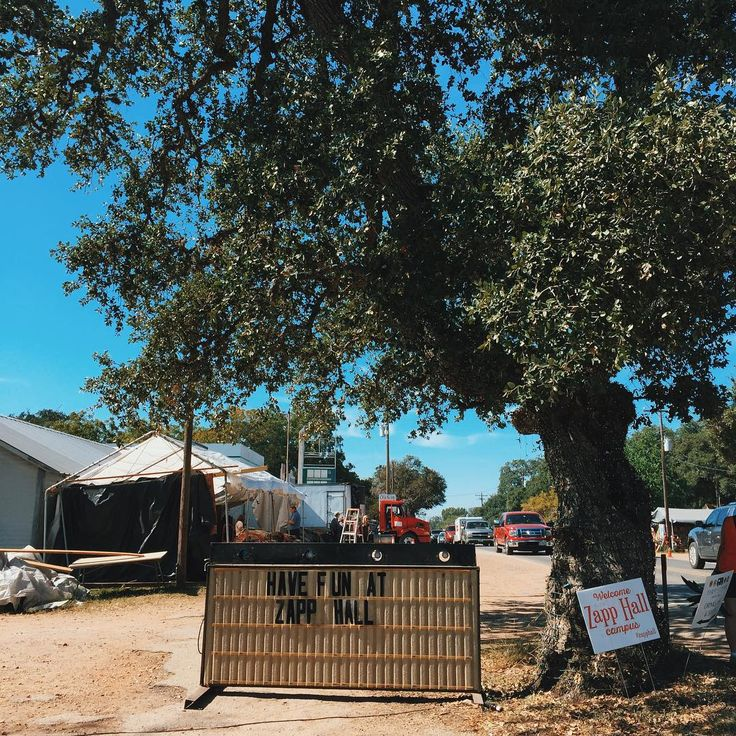 Zapp Hall in Warrenton, Texas during Texas Antiques Week!