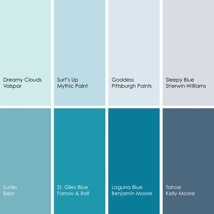Bedroom paint recommended paint colors for a bedroom to - Is blue a calming color ...