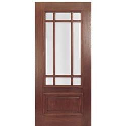 31 best images about exterior doors on pinterest rustic for External wooden back doors