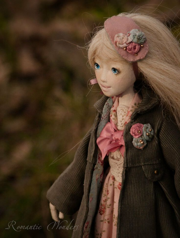 Romantic Wonders Doll