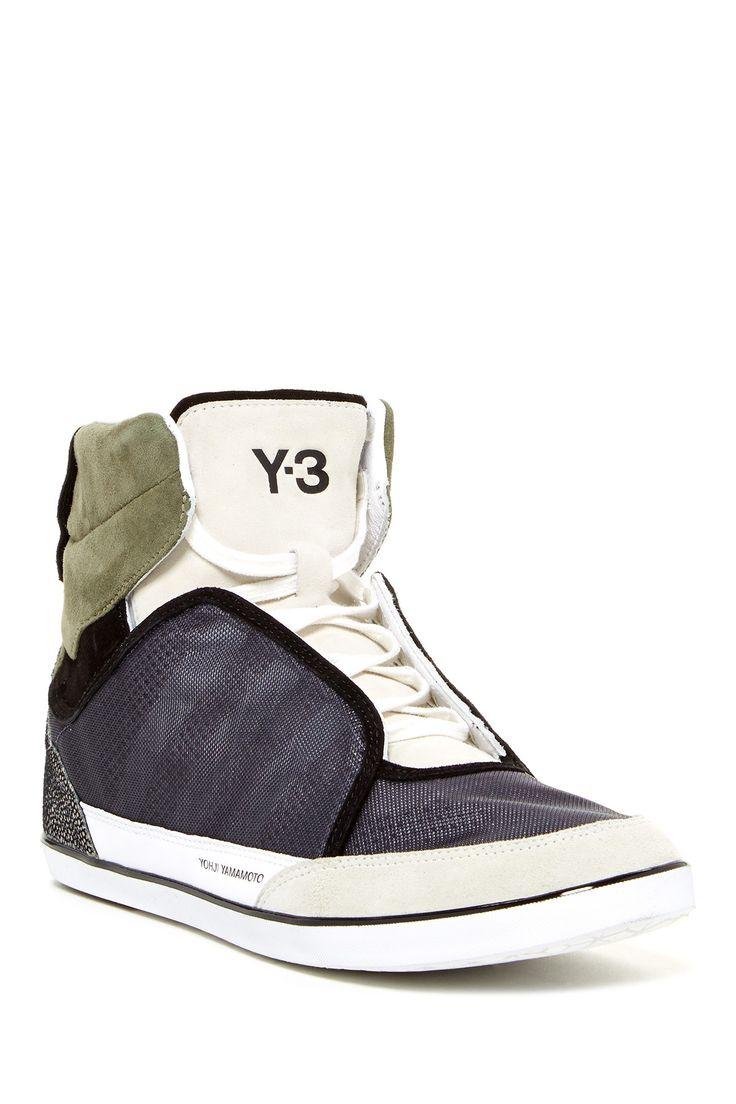Y-3 | Honja High Top Sneaker · Sneakers AdidasShoes ...