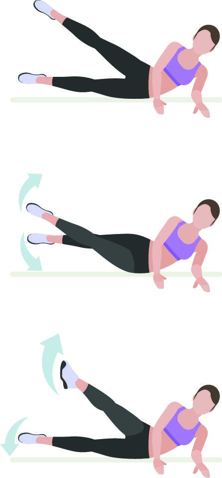 Want to lift and round your bum? This workout is guaranteed to work. Read the post for all the info so you can get the booty you desire.