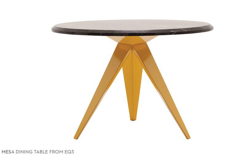 DX Design Auction Preview  #interior #decor #furniture #design #home #eq3 #diningtable